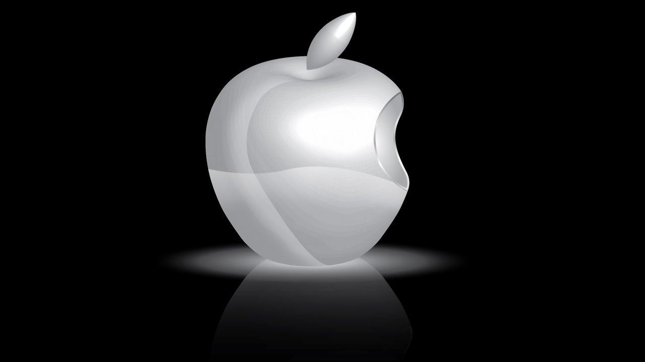 logo thuong hieu apple