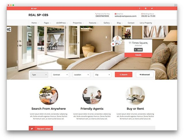 thiết kế web công ty chuyên nghiệp