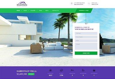 thiết kế web công ty