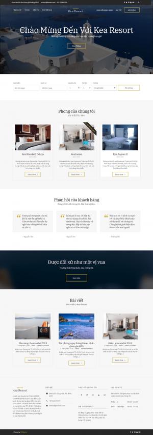 website-kea-resort